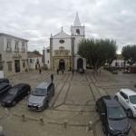 A Igreja de Santa Maria é a matriz de Óbidos. Fica localizada bem no meio da cidade amuralhada.