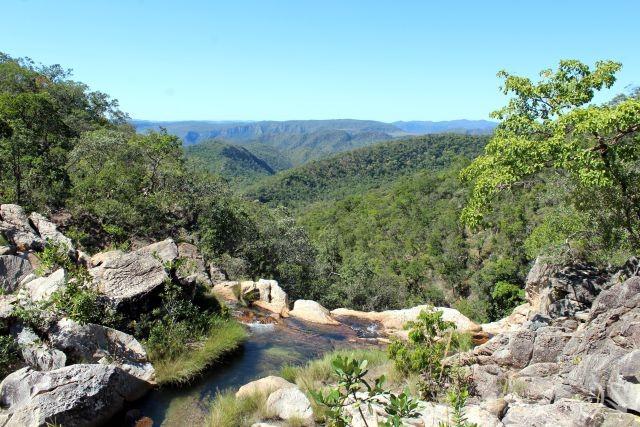 mirante da cachoeira da capivara